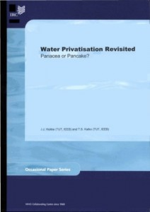 Water Privatisation Revisited